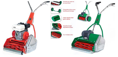 cylinder-mowers
